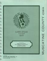 Title Page, Muscatine County 1977
